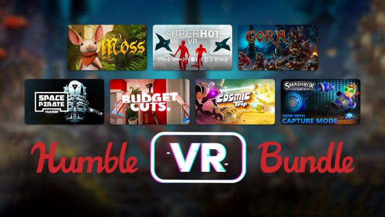 Humble Bundle propose un pack dédié à la VR (Moss, Superhot VR...)