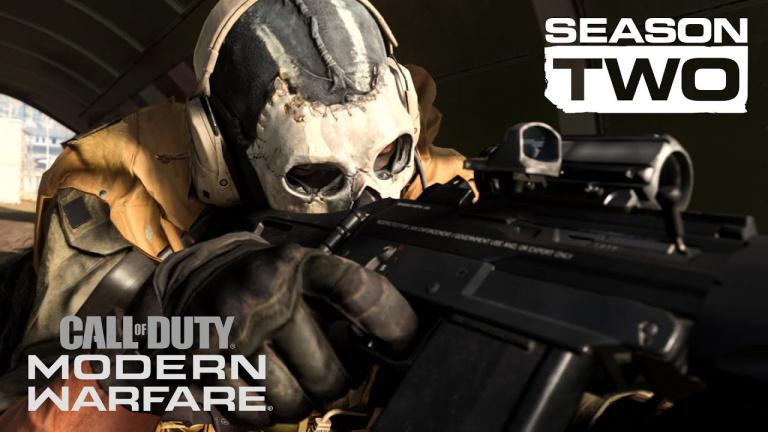 Call of Duty Modern Warfare saison 2, nouvelles armes : comment les débloquer