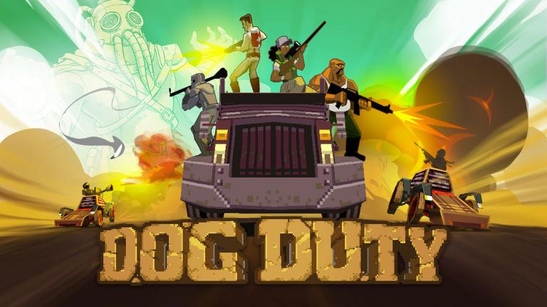 Dog Duty arrive ce printemps sur PC et consoles