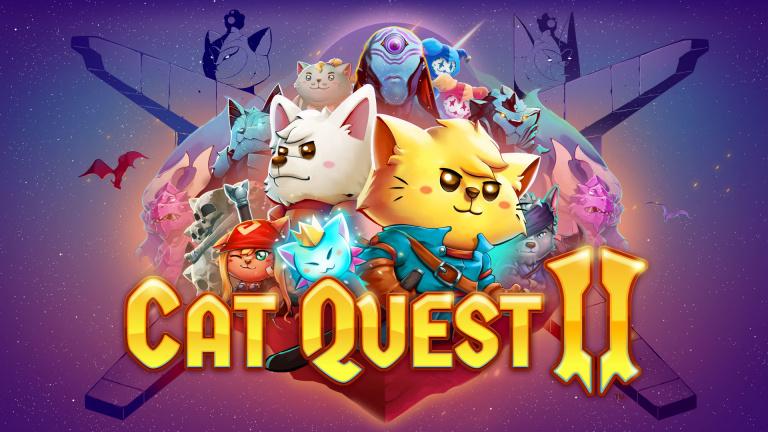 Cat Quest : Les deux opus compilés sur PS4 et Switch