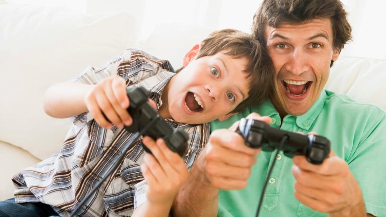 Parents, enfants et jeux vidéo : le dialogue familial à l'épreuve de la communication de masse