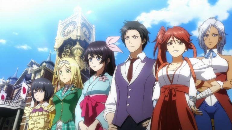 Sakura Wars sortira le 28 avril en Occident avec des textes en français
