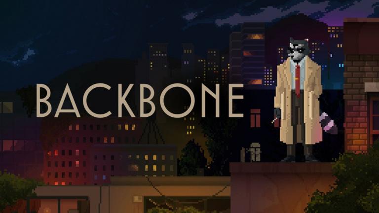 Backbone : Le jeu d'enquête rétro trouve une fenêtre de sortie