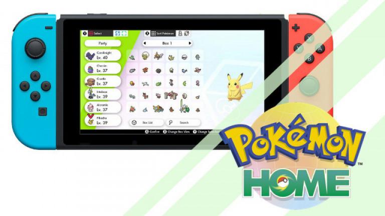 Pokémon Home : comment transférer vos Pokémon depuis tous les jeux de la série, notre guide