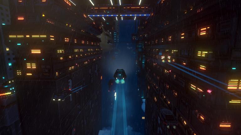Cloudpunk : Les livraisons se feront aussi sur consoles