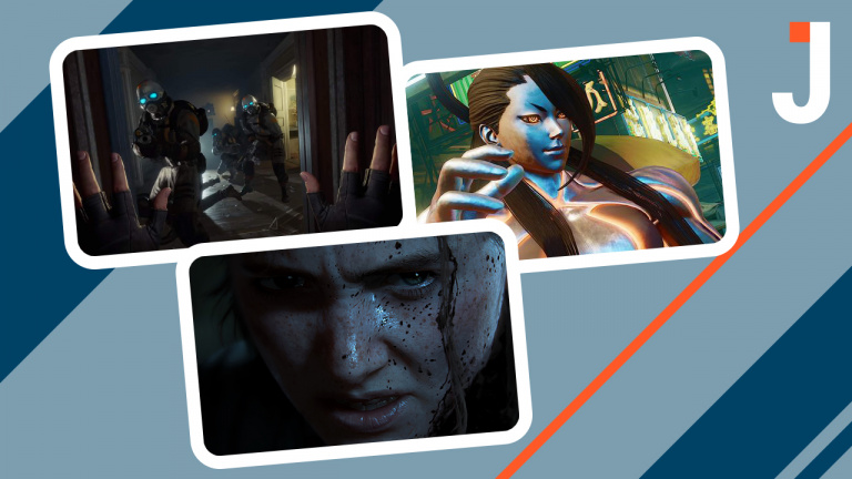 Le Journal : Half-Life : Alyx, Last of Us 2, Outriders ... les news du jour