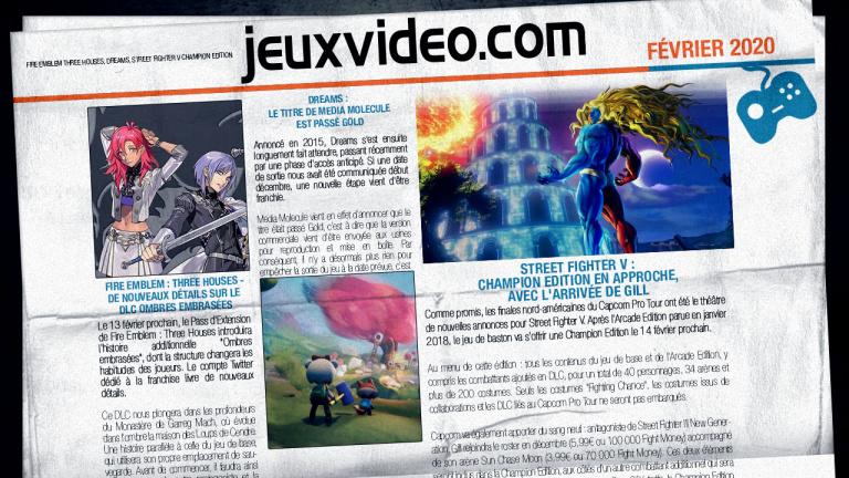 Les infos qu'il ne fallait pas manquer le 14 février : Half-Life : Alyx, Outriders, ...