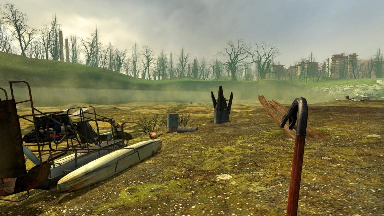Half-Life 2 terminé en 48:32, un nouveau record en speedrun