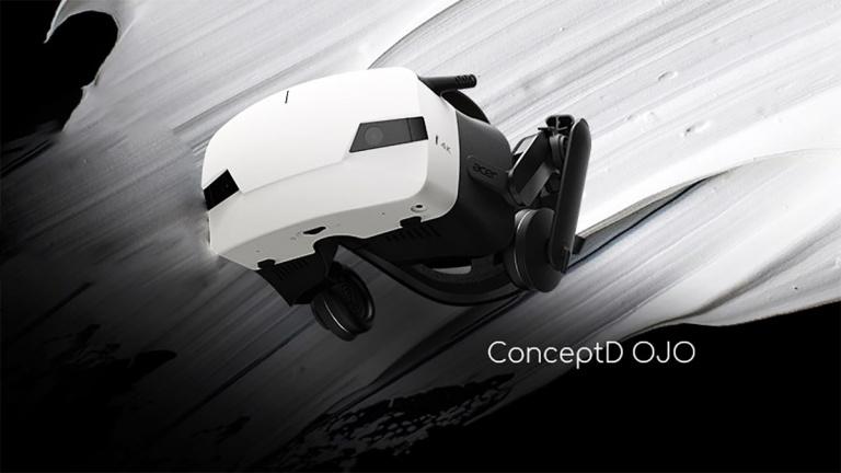 Acer annule son casque de réalité virtuelle ConceptD OJO