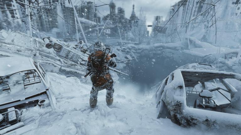 [MàJ] Metro Exodus reçoit une belle réception sur Steam