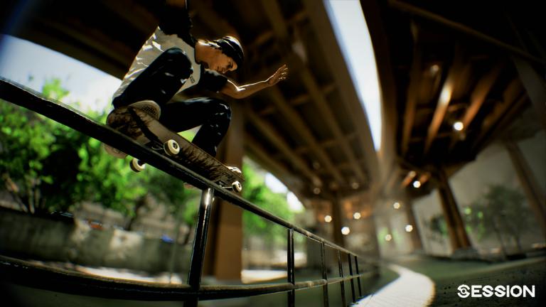 Session - Un nouveau skate park, de nouvelles commandes et un mode deux joueurs