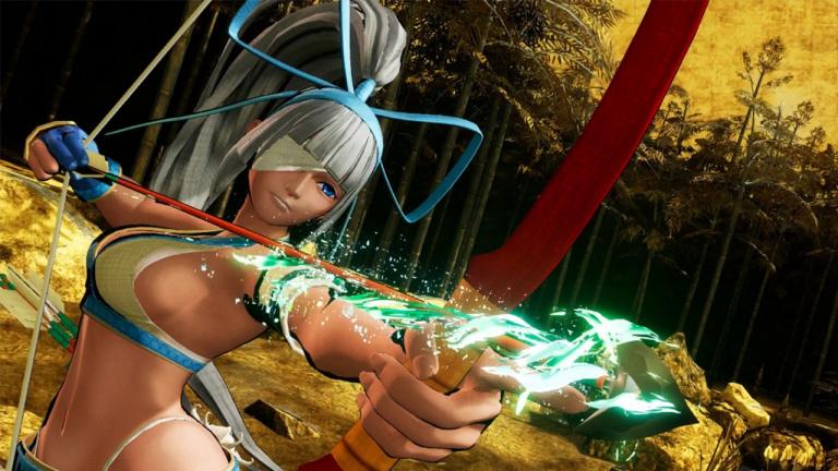 Samurai Shodown - Mina Majikina est la première combattante du Season Pass 2