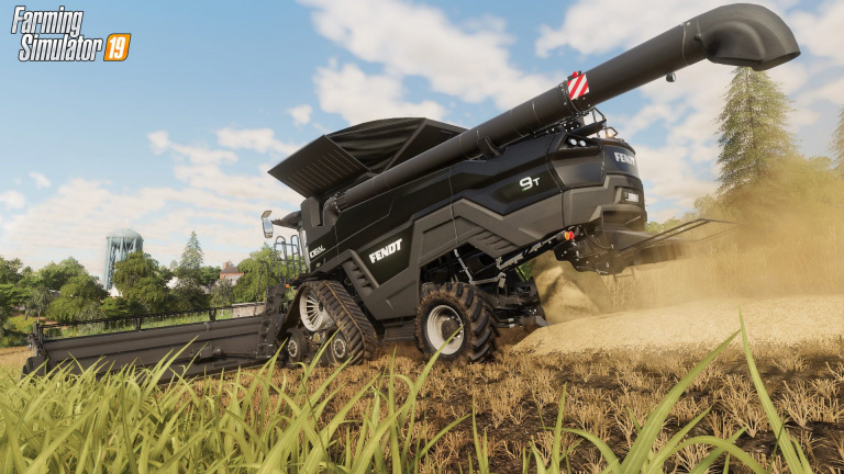 Farming Simulator 19 sera présent au Salon de l'Agriculture et dévoile son nouveau DLC