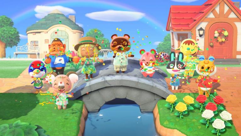 Animal Crossing : New Horizons - Tom Nook évoque des lettres envoyées à 383 personnages