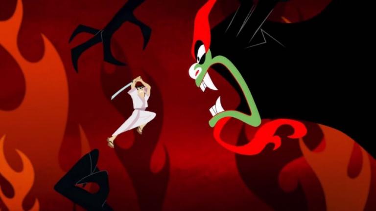 Samurai Jack est de retour avec Samurai Jack : Battle Through Time