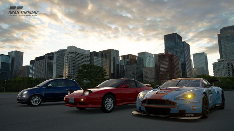 Gran Turismo Sport - Une mise à jour gratuite ajoute trois nouveaux véhicules