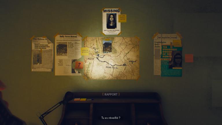 The Suicide of Rachel Foster - Une aventure scriptée au-delà du possible