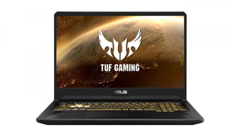 """PC portable Asus 17"""" avec une GTX 1660 Ti à 999,99€"""