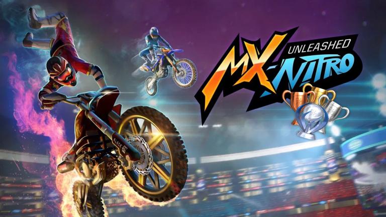 MX Nitro : Unleashed - les 21 trophées disponibles