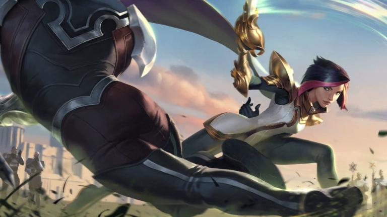 Legends of Runeterra : plateaux Garen et Jinx, XP des défis... le patch 0.9.1 arrive ce soir