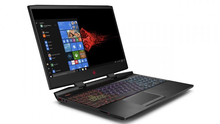 PC portable HP avec une GTX 1660 Ti à 769,99 euros