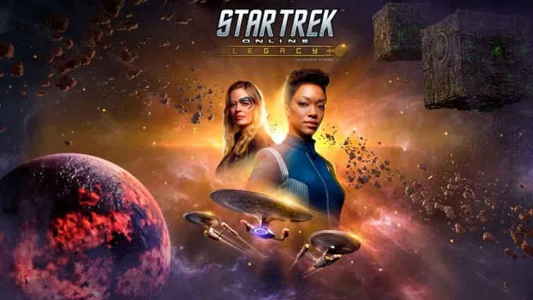 Star Trek Online - L'extension Legacy débarque sur PlayStation 4 et Xbox One