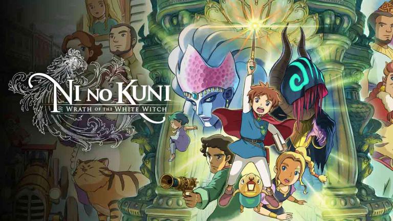 Ni no Kuni : La Vengeance de la Sorcière Céleste PS4 en promotion