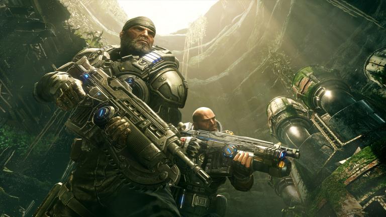 """Xbox Series X - Phil Spencer annonce que Gears 5 profitera de quelques """"améliorations"""" supplémentaires"""