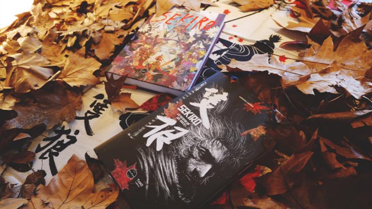 """Le livre """"Sekiro. La seconde vie des Souls"""" est disponible en librairie"""