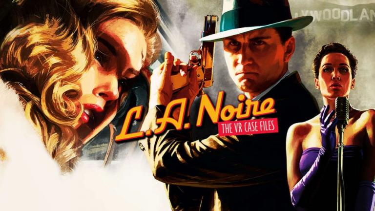 L.A. Noire : The VR Case Files propose trois nouveaux mini-jeux