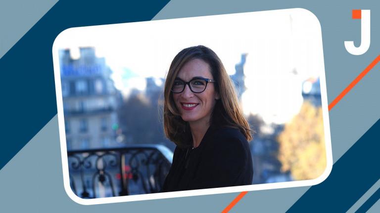 Julie Chalmette, DG de Bethesda, présidente du SELL, co-fondatrice de Women in Games