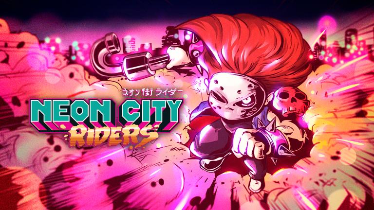 Neon City Riders se trouve une date de sortie sur PC et consoles