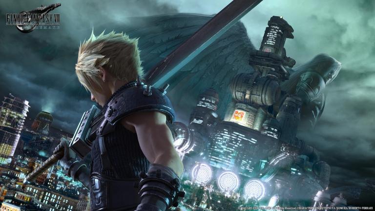 "Final Fantasy VII Remake : ""On a vraiment voulu rendre Midgar réaliste"""