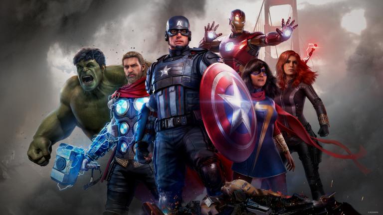 Marvel's Avengers - Les costumes des précommandes se montrent en image
