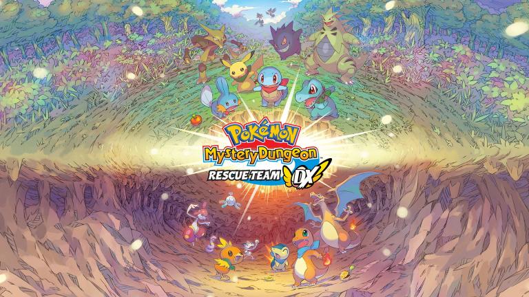 Pokémon Donjon Mystère Équipe de Secours DX : liste des donjons, de leurs Pokémon sauvages et profondeurs