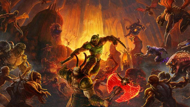 Doom Eternal : pas de 4K native sur Stadia, le point sur les caractéristiques techniques