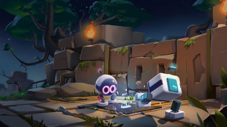 Biped - Le jeu coopératif se trouve une date de sortie
