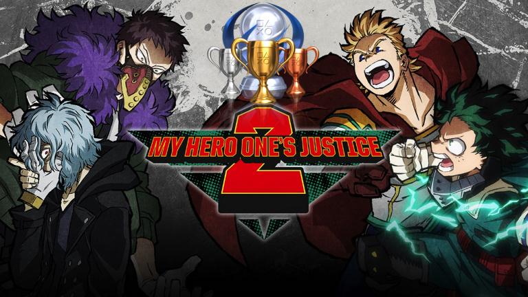 My Hero One's Justice 2 : la liste des 58 trophées