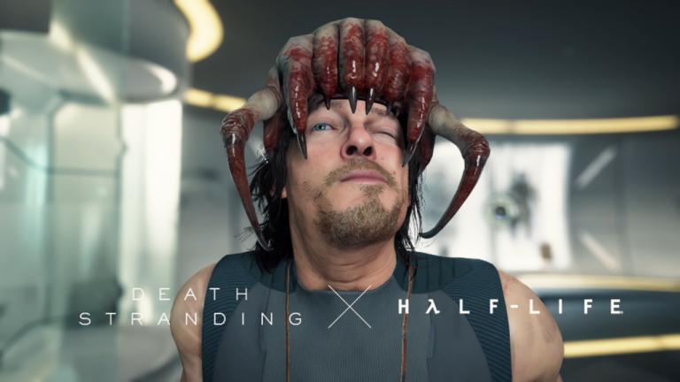 """Death Stranding : Les items Half-Life auront une """"caractéristique spéciale"""" selon Hideo Kojima"""