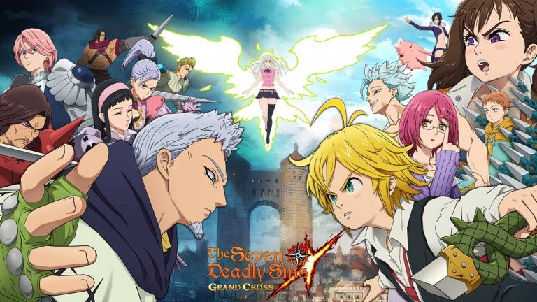The Seven Deadly Sins : Grand Cross - 3 millions de téléchargements cumulés dès la première semaine de lancement
