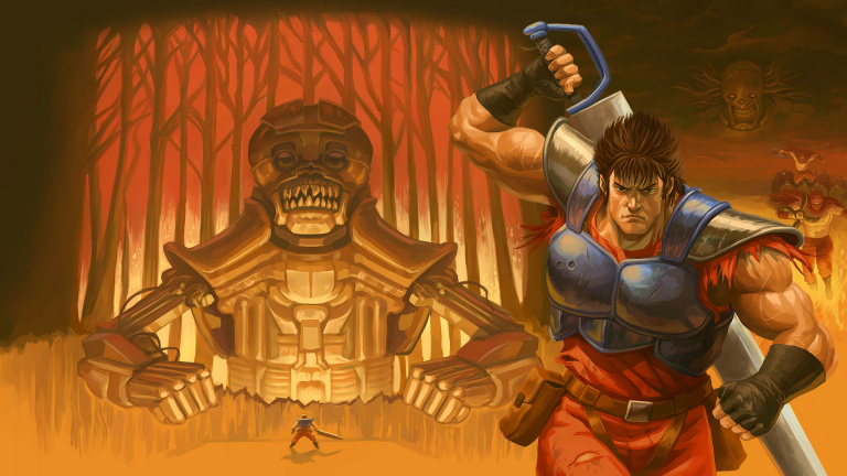 Oniken : Unstoppable Edition et Odallus : The Dark Call arrivent sur PS4