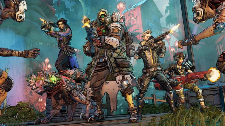Borderlands 3 - Les différentes éditions à moitié prix sur Steam