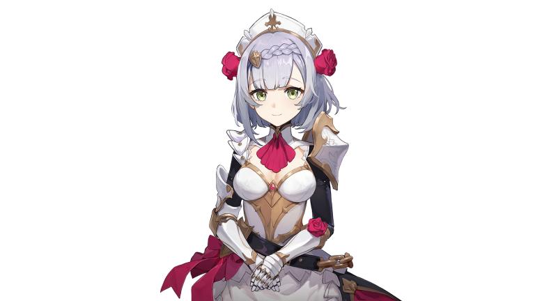 Genshin Impact présente Noelle, l'apprentie chevalière