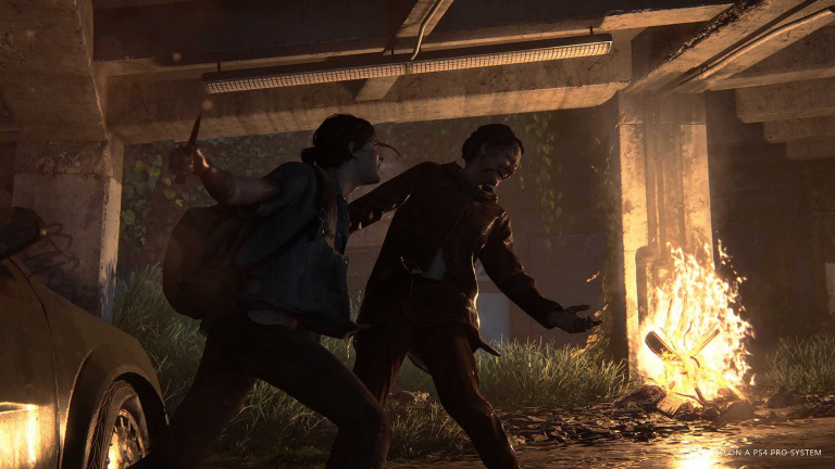 The Last of Us Part II : Naughty Dog félicite ses animateurs