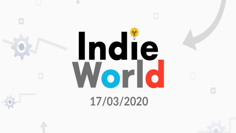 Nintendo diffusera une présentation Indie World ce mardi