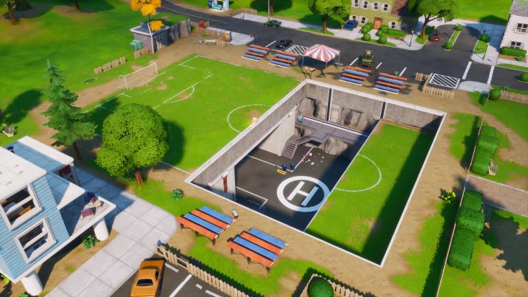 Fortnite, Chapitre 2, saison 2 : Pleasant Park, la Plateforme, tous les changements de la map suite au dernier patch