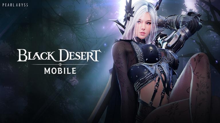 Black Desert Mobile : Les pré-enregistrements pour la nouvelle classe sont ouverts
