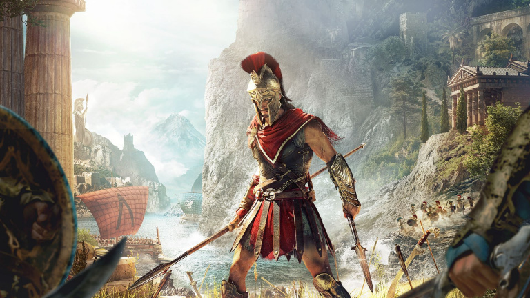 [MàJ] Assassin's Creed Odyssey sera jouable gratuitement du 19 au 23 mars