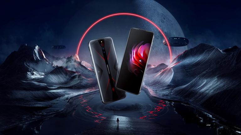 Nubia Red Magic 5G : le premier smartphone avec écran 144 Hz est de sortie
