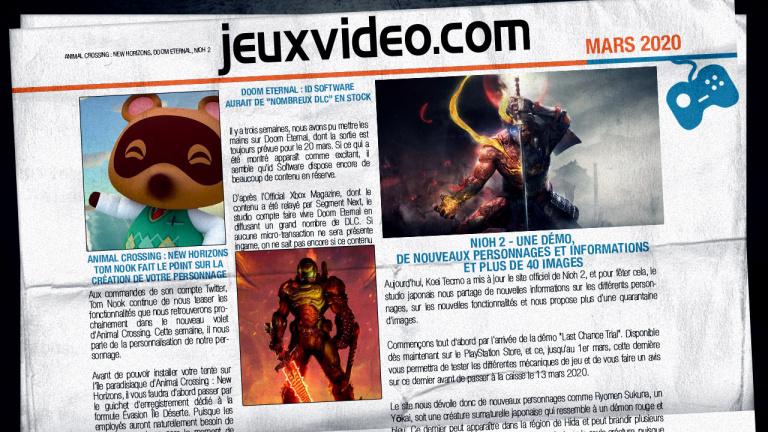 Les infos qu'il ne fallait pas manquer le 18 mars : PlayStation 5, Microsoft, ...